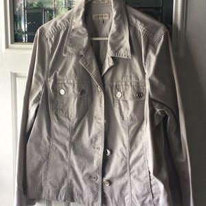 Jones New York spring jacket